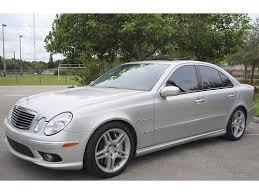 2005 mercedes amg e55 sell used 2005 amg mercedes e55 amg miami florida car