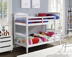 Metal Bunk Bed With Futon Bedding Metal Bunk Beds That Split Into Single â U20ac U201d Room Decors And