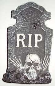 rip skull spider tombstone by ghoulskout on clipart library clip