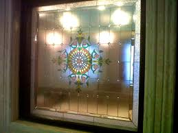 Decorative Paintings For Home Bathroom Cute Stained Glass Designs Expressions Decorative