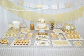 white and gold baby shower a golden safari themed baby shower spaceships and laser beams