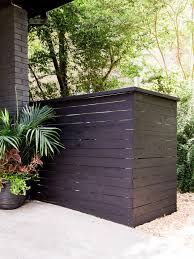 wood garbage can woodworking plans and information at