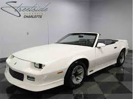 1989 camaro rs for sale 1989 chevrolet camaro rs for sale on classiccars com 1 available