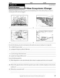 ecology worksheet answers common worksheets ecology worksheet