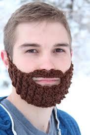 halloween costumes beards 7 colors beard face warmer made from crocheted yarn