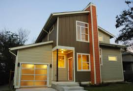 one story exterior house plans