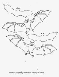25 bat coloring pages ideas free