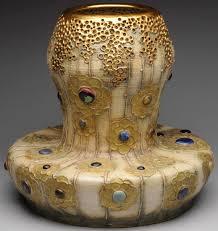 austrian vases antique bijou vase