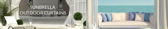 Outdoor Patio Curtain Outdoor Curtains Sunbrella U0026 Weather Smart Pool U0026 Patio Curtains