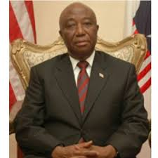 joseph boakai is the 29th vice president of liberia and the