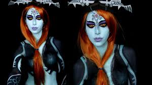 body painting halloween costumes midna zelda twilight princess body paint cosplay tutorial youtube