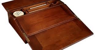 Mine 2 Design Lap Desk Gentelmans Travelling Lap Desk Circa 1890 Executed In Quartersawn