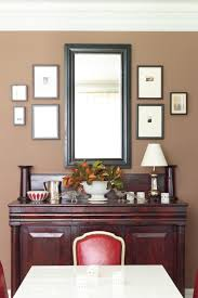 How To Decorate A Credenza Decorating A Dining Room Buffet Southern Living