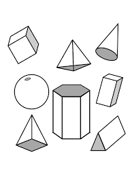 shapes colouring pages toddlers shapes coloring pages