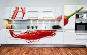 wallpaper in kitchen ideas 20 creative ideas for wallpaper in the kitchen fresh design pedia