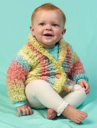 knitting pattern baby sweater chunky yarn super bulky yarn knitting patterns in the loop knitting