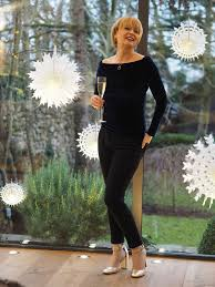 nikki of midlife chic in christmas party over 40 style