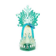 disney parks elsa miniature shoe ornament frozen