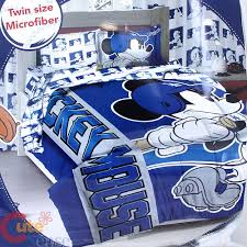 Baby Mickey Crib Bedding by Mickey Mouse La Dodgers Player Comforter 3pc Mlb Disney Sheet