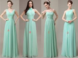 mint green bridesmaid dress knee length mint green bridesmaid dresses