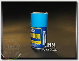 gsi creos mr color spray paint gloss sky blue 100ml