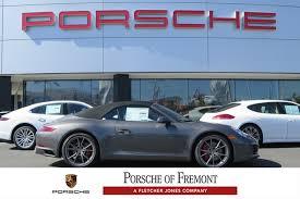 porsche s cabriolet 2017 porsche 911 s cabriolet convertible in fremont