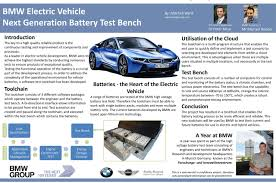 bmw management cars bmw electric vehicle generation battery test bench