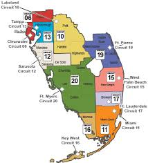 community supervision offices southern regional map