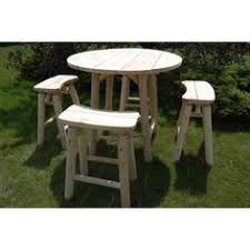 rustic high top table pub gathering table sets high top tables set pinterest