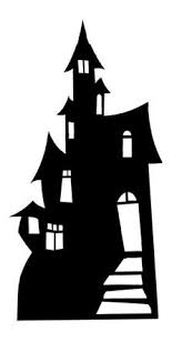 halloween window silhouettes ghost google search halloween