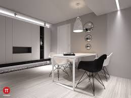Minimalism Images by 3 Minimalist Monochromatic Homes With Modern Lighting