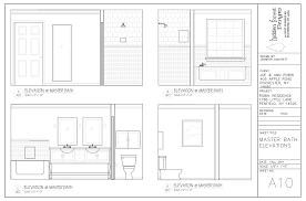 Master Bathroom Plans Bathroom Plans And Elevations Bathroom Trends 2017 2018