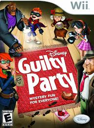 amazon com guilty party for wii video games
