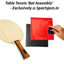 quality table tennis bats buy table tennis bat assembly service india