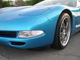 c5 corvette 1997 2004 clear signal parking drl light lenses