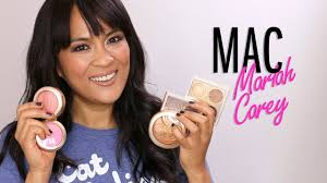 mac mariah carey collection holiday 2016 youtube