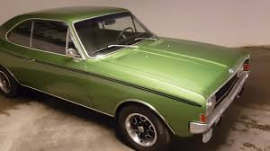 opel olympia 1970 1970 opel rekord 1900 sprint cupe youtube