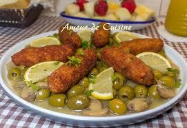 amour de cuisine tajine d olives aux croquettes de poulet amour de cuisine