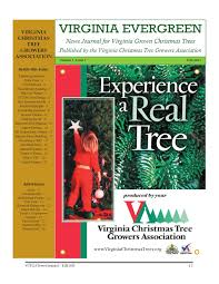 Fraser Christmas Tree Permit by Vctga News Journal Fall U002711 By Jeff Miller Issuu
