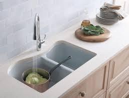 Undermount Cast Iron Kitchen Sink by Cast Iron Kitchen Sinks Best Features Forest Homes