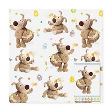 easter wrapping paper boofle easter wrapping paper gift tag set gift wrapping