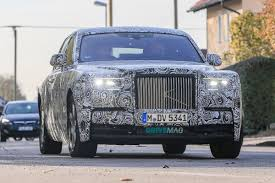 roll royce phantom 2018 2018 rolls royce phantom wears camo like a venetian mask