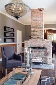 living room brick paint fireplace modern fireplace ideas brick
