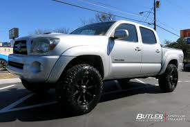 tacoma lexus wheels toyota tacoma with 17in fuel coupler wheels exclusively from