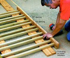Banister Railing Installation How To Build Deck Stair Handrails How To Build A House Diy