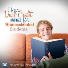 dual credit works for homeschooled students