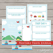 printable vacation journal pages travel printables printable vintage travel stickers paper craft