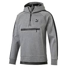 buy perfect best quality men sweatshirts puma evo savannah hoodie