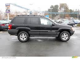 2000 jeep cherokee black 2000 black jeep grand cherokee laredo 4x4 23836948 photo 2