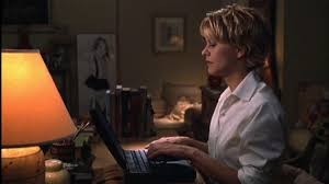 meg ryans haircut in you ve got mail 5 things you didn t know about you ve got mail huffpost